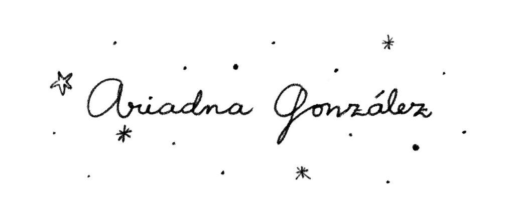 Ariadna Gonzalez Illustration