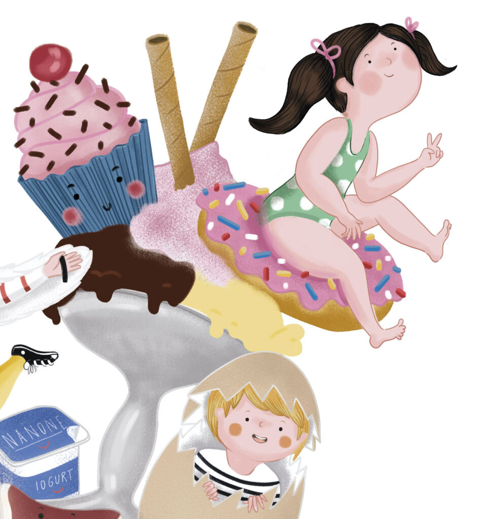 sweet-children-illustration